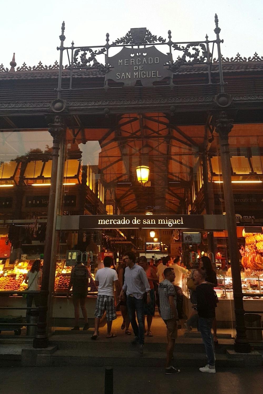 San Miguel Market - TreknTravel