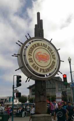Fisherman's Wharf - San Francisco, California, U.S.A.