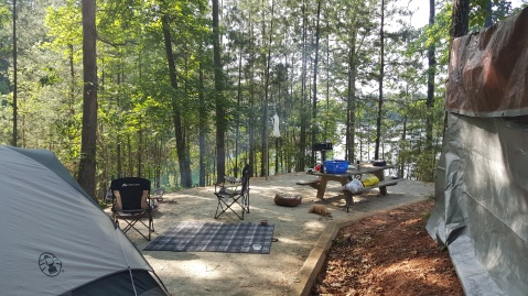 Upper Chatthoochee National Forest - Helen, Georgia, U.S.A.