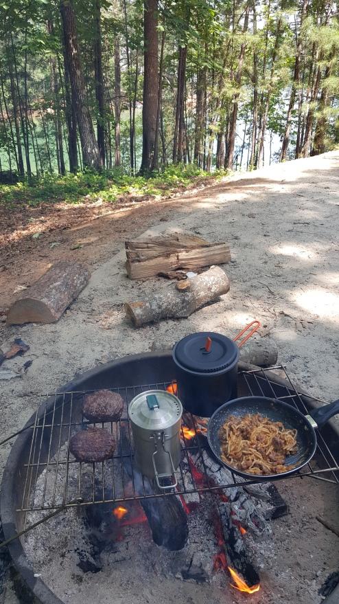 Upper Chattahoochee National Forest - Helen, Georgia
